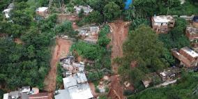 عدد قتلى السيول في البرازيل يرتفع