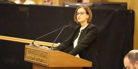 لجنة الانتخابات الاسرائيلية تشطب ترشيح النائبة يزبك