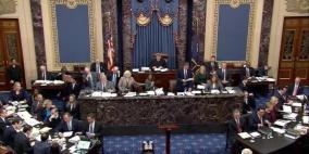 مجلس الشيوخ يرفض استدعاء الشهود في محاكمة ترامب