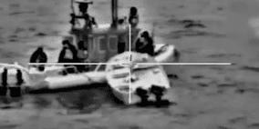 الاحتلال يزعم إحباط تهريب أسلحة لحماس عبر البحر