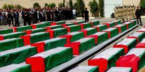 لأول مرة.. الاحتلال يحدد أسماء وأماكن دفن 123 من جثامين الشهداء المحتجزة