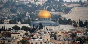 خطباء المساجد في الكويت يدعون للدفاع عن القدس