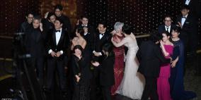 """فيلم """"الطفيلي"""" الكوري يدخل تاريخ السينما بفوزه بجائزة الأوسكار"""