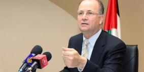 """مصطفى: لا شراكة مع إسرائيليين في أية عملية تطوير لحقل """"غزة مارين"""""""