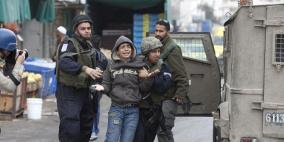 140 طفلًا يواجهون أوضاعًا قاسية في سجون الاحتلال