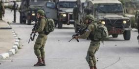 الاحتلال يقتحم دير نظام  ويحاصر مدرستها