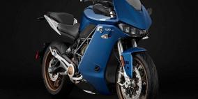 تطوير دراجة نارية كهربائية بسرعة 201 ميل