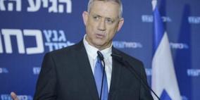 تحقيق إسرائيلي يكشف إمكانية تورط غانتس بقضية فساد