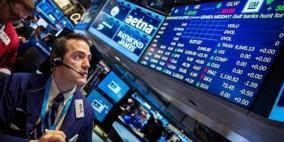 هبوط الأسهم الأمريكية بفعل مخاوف الفيروس وبيانات