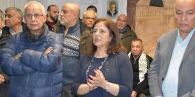بحضور شعبي ورسمي افتتاح البيت الفلسطيني الألماني في برلين
