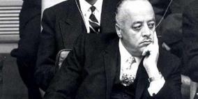 40 عاما على رحيل أول رئيس لمنظمة التحرير