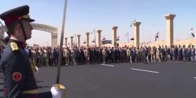 صلوا على الرئيس المصري حسني مبارك مرتين..والسبب..