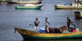 الاحتلال يعيد فتح معابر غزة وتوسعة مساحة الصيد لـ 15 ميلا