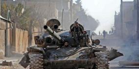 فصائل المعارضة السورية تعلن تقدمها في مدينة سراقب الاستراتيجية