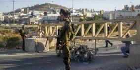 الاثنين .. اغلاق الضفة وغزة بسبب الانتخابات الاسرائيلية