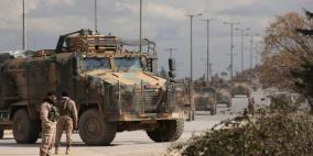 مقتل 32 جنديا تركيا في قصف سوري على إدلب
