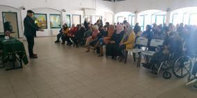 تنمية نابلس تعقد اجتماعا حول ظاهرة التسرب من المدارس