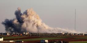 استمرار التصعيد في إدلب وفرنسا تتدخل لوقف إطلاق النار