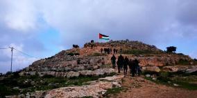 العُرمة..جبل أثري في نابلس بات محط أطماع المستوطنين