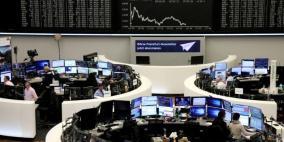 استقرار الأسهم الأوروبية بعد أسوأ أسبوع منذ 2008