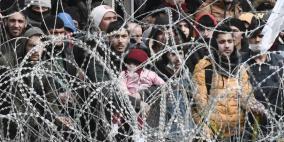إردوغان يهدد بارسال ملايين المهاجرين إلى أوروبا