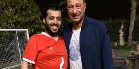 استقالة تركي آل الشيخ من الرئاسة الشرفية للأهلي المصري