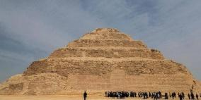 إعادة فتح أقدم هرم ما يزال واقفا في مصر بعد ترميمه