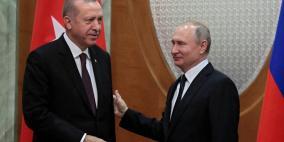قمة بوتين أردوغان اليوم في موسكو وأنقرة تكشف عن توقعاتها