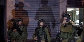 الاحتلال يعتقل 9 مواطنين من الضفة