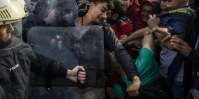 إردوغان يأمر بمنع المهاجرين في تركيا من عبور بحر إيجه