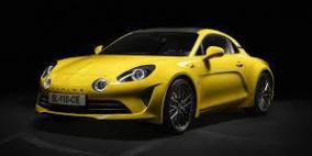 """Alpine"" تطلق سيارتها الجديدة ""A110 Légende GT"""