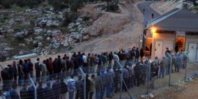 تقليص أعداد العمال..الاحتلال يفرض قيودا جديدة على الضفة والقطاع