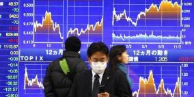 مؤشر Nikkei الياباني يحقق أكبر مكسب منذ 2008