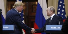بوتين وترامب بحثا التعاون في ملفي فيروس كورونا والنفط