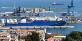 فرنسا تنتج المعقمات بمساعدة سفينة