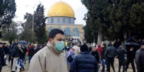 مستشفيات القدس تشدد إجراءات الوقاية لمواجهة كورونا