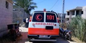 وفاة طفلة جراء حادث دهس في الخليل