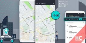 هواتف هواوي تملك البديل الرسمي لتطبيق خرائط جوجل