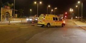 إصابة شخص بجريمة إطلاق نار في كفر قرع