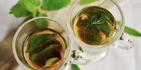 شرب الشاي الأخضر يوميا يحرق 100سعرة حرارية