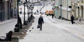 روسيا تسجل 8855 إصابة جديدة بفيروس كورونا و197 وفاة