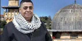 فيديو.. الاحتلال يفرج عن اللواء بلال النتشة بشرطين
