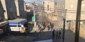 حداد وإضراب في طرعان بعد مقتل عدوي