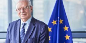 الاتحاد الأوروبي يحذر إسرائيل من أي خطة أحادية تضر بحل الدولتين