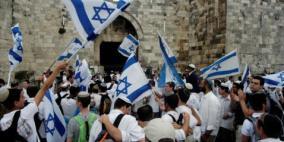 وسط تحذيرات فلسطينية.. مسيرة وسلسلة بشرية للمستوطنين حول القدس