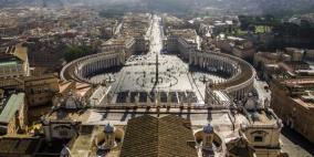 الفاتيكان قلق من عزم إسرائيل ضم أجزاء من الضفة