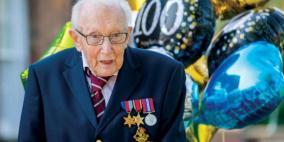 من الحرب العالمية الثانية إلى حرب كورونا..الكابتن توم مور