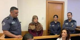 محكمة الاحتلال ترفض إحالة الأسيرة آية خطيب للحبس المنزلي