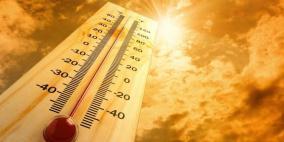 انخفاض ملموس مع بقاء الحرارة أعلى من معدلها  بـ6 درجات