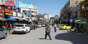 فلسطين تتنفس الصعداء بعد انحسار فيروس كورونا